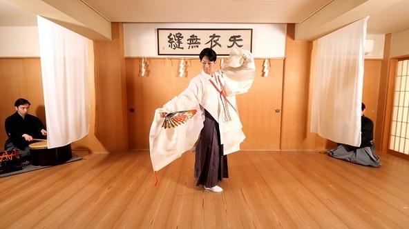歌舞伎俳優の中村壱太郎、厄難を鎮める祈りを込めた新作舞踊を配信公開