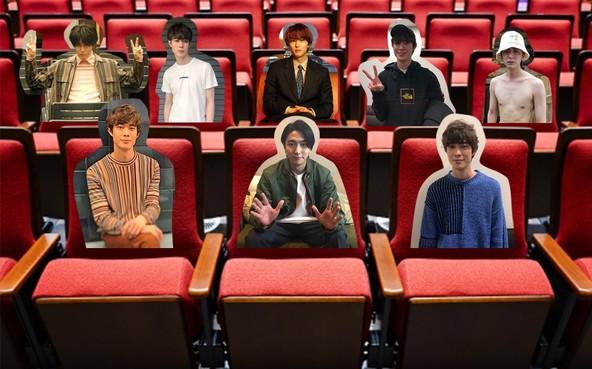 稲葉友&宮沢氷魚が合同トークイベントをオンラインで開催!無観客なのに参加者が着席する初の試みも!? (1)
