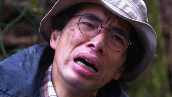 『THE突破ファイル』〈九死に一生〉片桐仁(1) (c)NTV