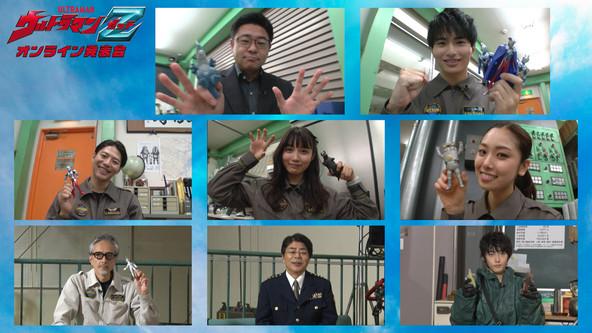 新TVシリーズ『ウルトラマンZ(ゼット)』6月20日(土)より放送開始! (C)円谷プロ (C)ウルトラマンZ製作委員会・テレビ東京