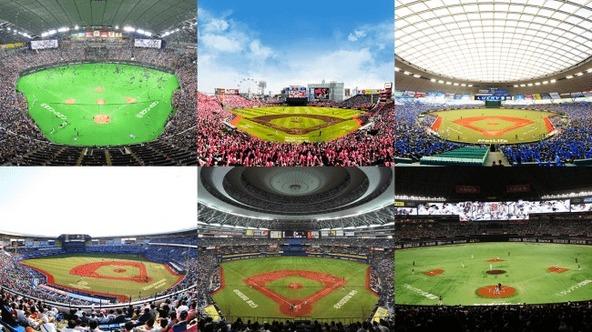 球団歌を歌う姿が、各球場のビジョンに映し出される