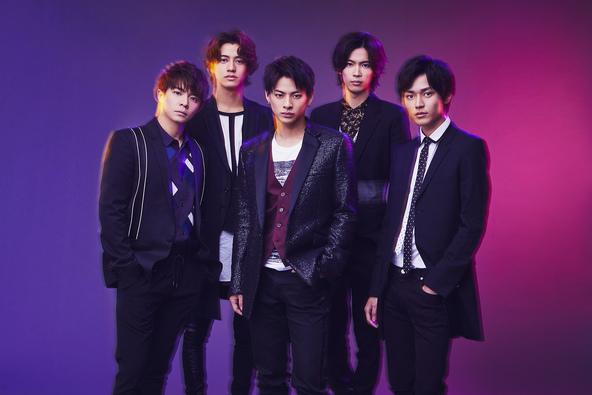 King & Prince、5th Single 「Mazy Night」6月10日発売! (1)