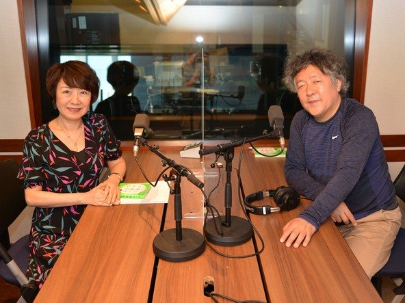 TOKYO FM/JFN全国38局ネット『Dream HEART』2020年6月13日、20日放送(土曜22:00~22:30) 茂木健一郎×中園ミホ (1)