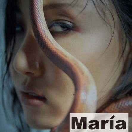 MAMAMOO・ファサ『Maria』