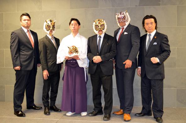 6・26格闘技の日の無観客試合はRJPW軍vs藤田軍全面対決へ!初代タイガーマスクと神田明神がコラボレーションイベント発表!