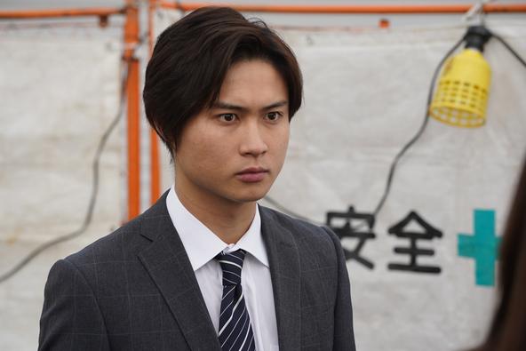 『特捜9 season3』橋本良亮(天野祐介 役) (c)テレビ朝日
