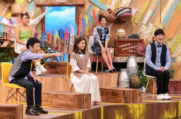 『アイ・アム・冒険少年』スタジオ収録の様子 (c)TBS