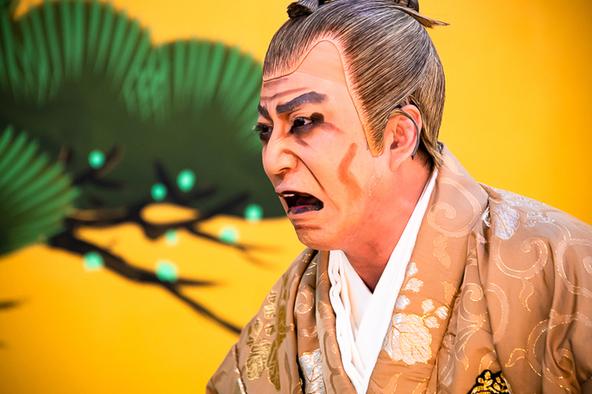 松本幸四郎、図夢歌舞伎「忠臣蔵」稽古風景