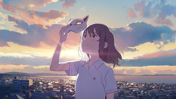 Netflix全世界独占配信中『泣きたい私は猫をかぶる』 (C) 2020 「泣きたい私は猫をかぶる」製作委員会