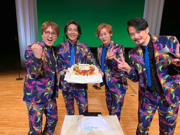 純烈の生放送!昭和名曲リクエスト (c)BSテレ東