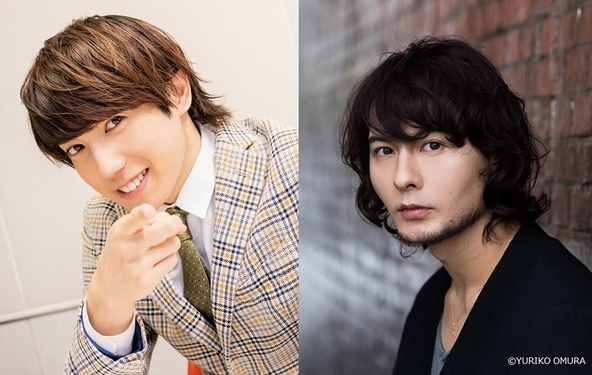 (左から)有澤樟太郎、藤田玲