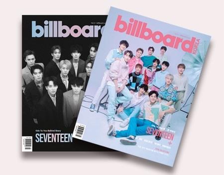 3週連続企画! SEVENTEEN大特集のK-POP雑誌『billboard Korea Magazine』のオフショット映像第2弾を公開! (1)