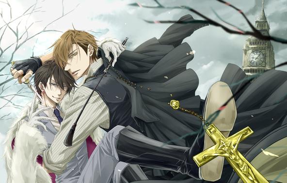 【9月10日発売決定】「抱かれたい男1位に脅されています。」(著:桜日梯子)シリーズ初のノベライズ決定!!