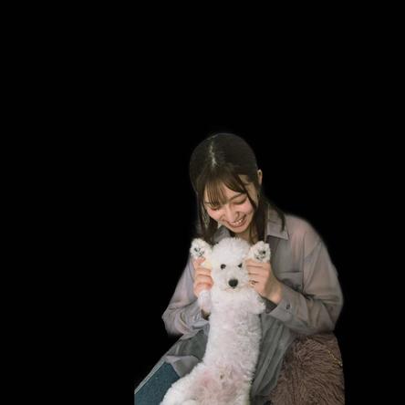 吉川愛、愛犬・セナと満面の笑み!ファンから「癒しパワー凄い!」の声
