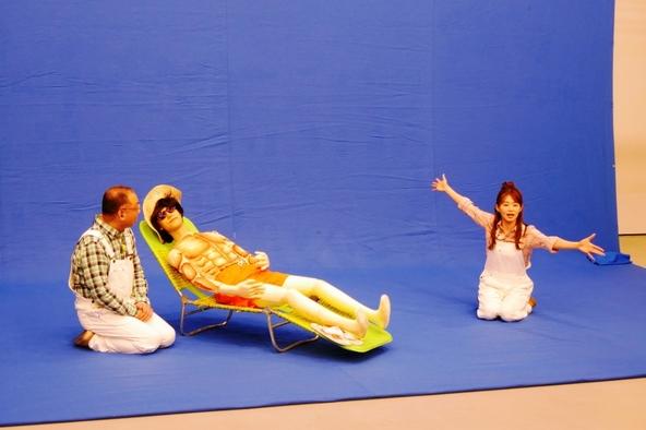 北海道の短い夏を満喫「1×8サマー」リモート版、木村洋二が夏のアクティビティを疑似体験!『1×8いこうよ!』