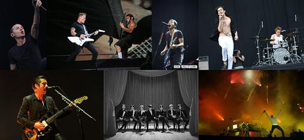 WOWOW「SUMMER SONIC アーティスト特集」メタリカ、Mr.Children、BTS、アンダーワールドをはじめ、国内外の豪華アーティスト陣による夏の熱演を7/17(金)放送! (1)