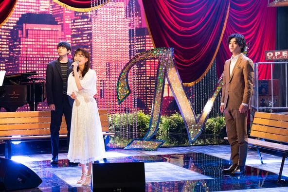 「僕らのミュージカル・ソング2020」【in your hands】小関裕太、生田絵梨花、木村達成