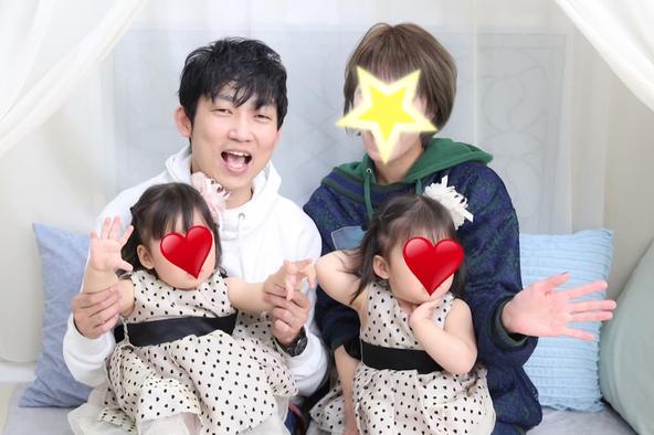 """石田あゆみが公開した""""バースデーフォト""""で撮影した家族写真(1)"""