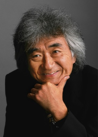 小澤征爾 (C)DECCA  Shintaro Shiratori