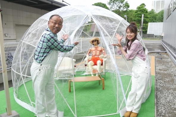 『1×8いこうよ!』北海道の最新のキャンプ場情報を紹介! (c) STV