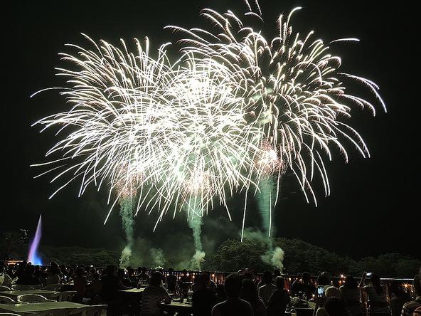 『りんどう湖花火大会』7月23日~25日の3日間那須高原で開催、地域に「元気」「勇気」「希望」を贈る