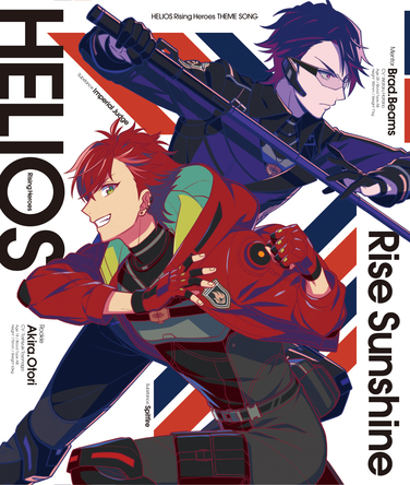 『HELIOS Rising Heroes』主題歌「Rise Sunshine」 (C)2019 Happy Elements K.K