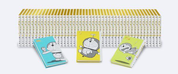 「100年ドラえもん」想定を大きく上回る予約数につき、初回発売分(12/1お届け分)が10,000セット限定に! (1)  (C)藤子プロ・小学館