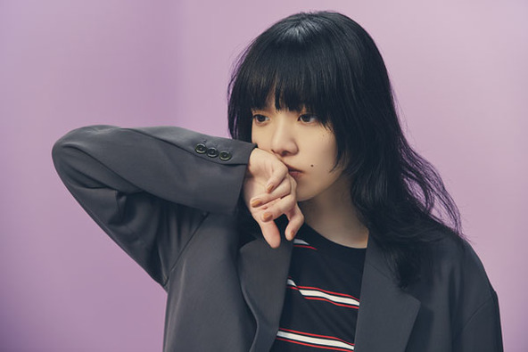 あいみょん 新アルバム『おいしいパスタがあると聞いて』9月9日発売、タワレコ限定のTシャツをセット販売! (1)