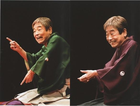 (左から)「鼠穴」、「金玉医者」より (c)(C)2009 談志役場/竹書房、(C)2012 談志役場/竹書房