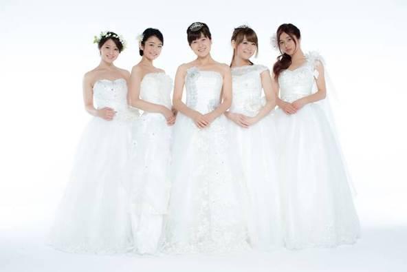 新田恵利、永尾まりや、森田涼花、穐田和恵、平松可奈子が舞台『結婚の偏差値』で共演
