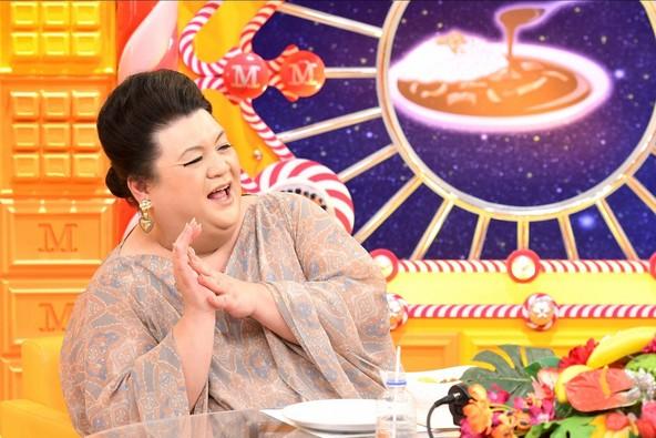 『マツコの知らない世界』<真夏のカレースペシャル> マツコ・デラックス(1) (c)TBS