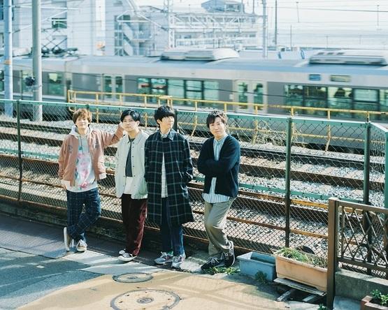 sumika、主題歌を務める映画『ぐらんぶる』が本日より公開、挿入歌「唯風と太陽」デジタル配信スタート