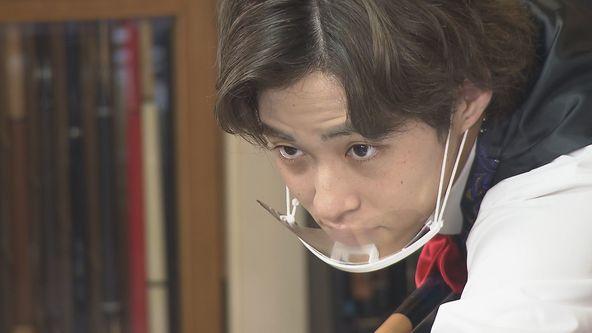 『バリすご8』九星隊がトリックショットに挑戦!(1) (c)TNC