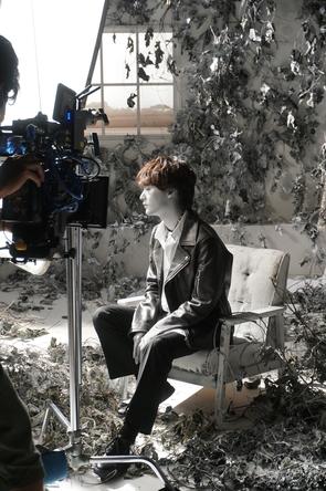 向井太一「僕のままで」MVオフショット
