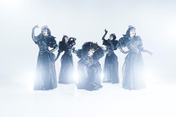 東京ゲゲゲイMIKEYとトラックメイカーGRP氏がコラボしたNew シングル「BLACK LIP」をミュージックビデオと同時発表! (1)