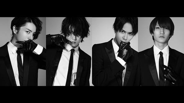 フォトマガジンプロジェクト「Stage Actor Alternative 2nd Season」 キービジュアル