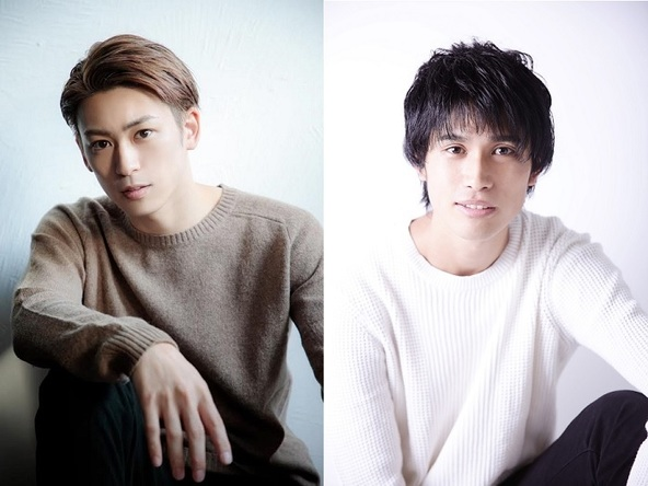 (左から)塩田康平、坂本康太
