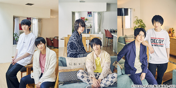 "『REAL⇔FAKE』NEXT PROJECT第1弾のスピンオフドラマ『""One Day's Diary""』がCS-TBSチャンネル2にて2020年9月から放送決定!"