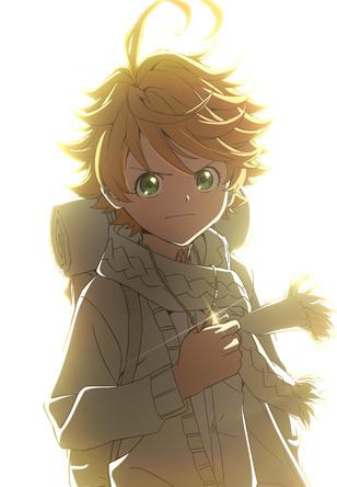 アニメ『約束のネバーランド』第2期ティザービジュアル公開、第1期再放送初回放送日時決定!