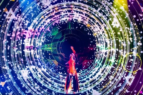 興奮を可視化し、無観客で繋がるライブ 遂に実現した「幻の公演」EGOIST「ニコニコネット超会議2020夏」オープニングライブレポート