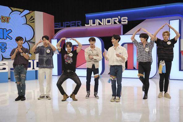 【KNTV】8月のゲストはPENTAGON『SUPER JUNIORのアイドルVSアイドル』 (1)