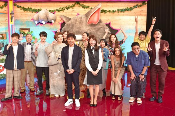 『オオカミ少年』出演者の皆さん(1) (c)TBS