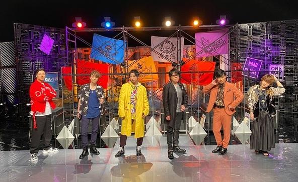 木村昴「ネガティブをポジティブに変えるのが『ヒプマイ』の魅力」 合同インタビューでは6ディビジョンリーダーが「かわいい」を応酬 (C)AbemaTV