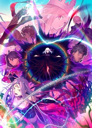 劇場版「Fate/stay night [Heaven's Feel]」III.spring song 動員・興行収入共に週末ランキング1位を獲得! (1)