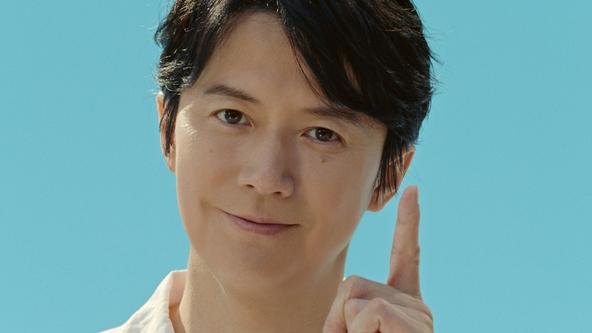 福山雅治さん出演・楽曲提供 新テレビCM キユーピーハーフ「サンドイッチの、進化。」篇 (1)