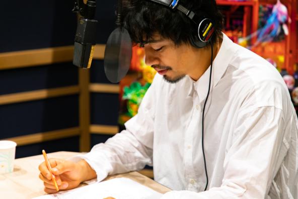【アートアクアリウム美術館】斎藤工さんが音声ガイドナビゲーター就任 (1)