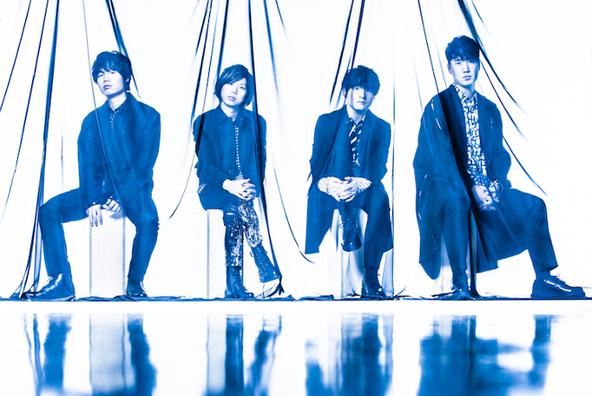 Official髭男dism、特設サイトにて8月5日リリースの最新曲「HELLO」と大ヒットドラマ主題歌「I LOVE…」のStemプレイヤーを公開! (1)