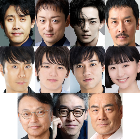 『三谷幸喜「大地」(Social Distancing Version)』WOWOWで10月放送決定! (1)