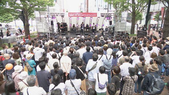『音ドキッ!』「SUMMER LIVE2019」(1) (c)HBC