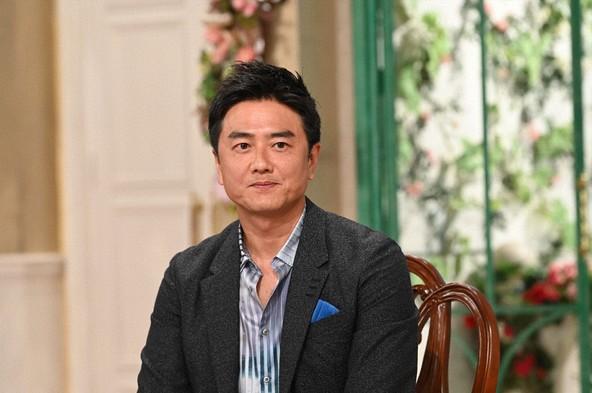 『徹子の部屋』<ゲスト>原田龍二 (c)テレビ朝日